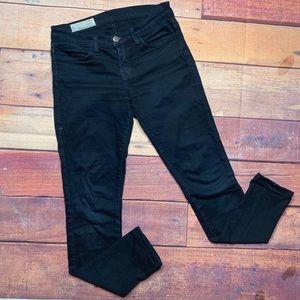 Imogene + Willie Lucy Black Skinny Jeans